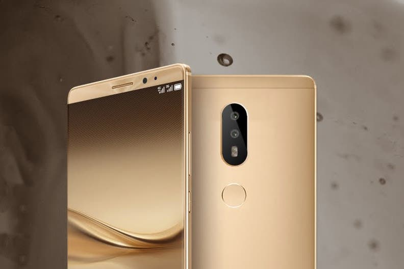 The Huawei Mate 9 Smartphone Has Dual Leica Cameras