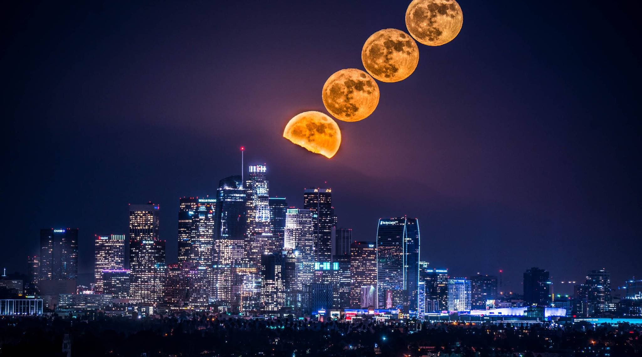 Serge Ramelli Demonstrates How His Amazing Photograph Of Supermoon Was Created