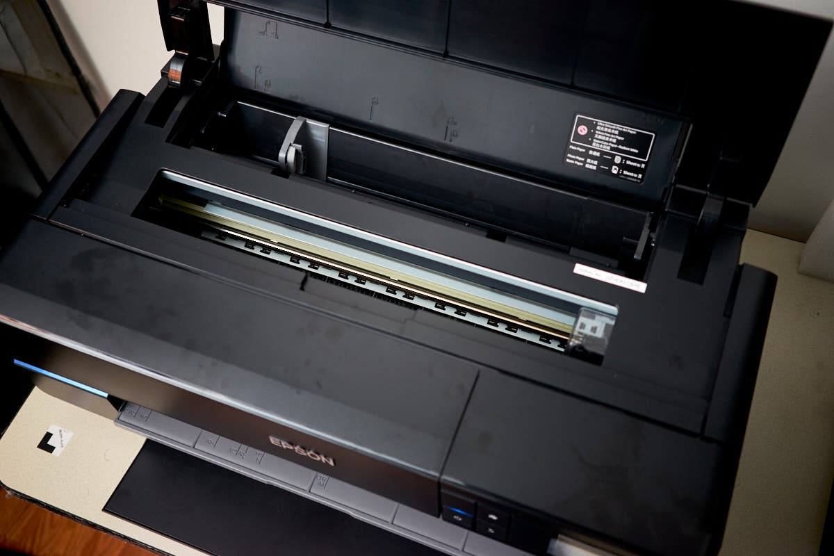 Printer Review: Epson SureColor P800 Printer (Red River Paper)