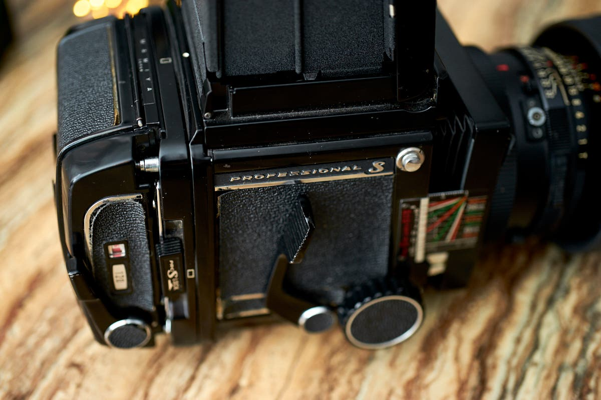 Vintage Camera Review: Mamiya RB67 Pro-S (6x7 Format)