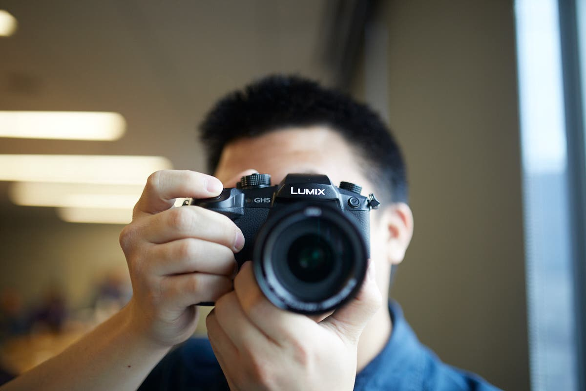 Is Panasonic Really Going Full Frame and Starting from Scratch?