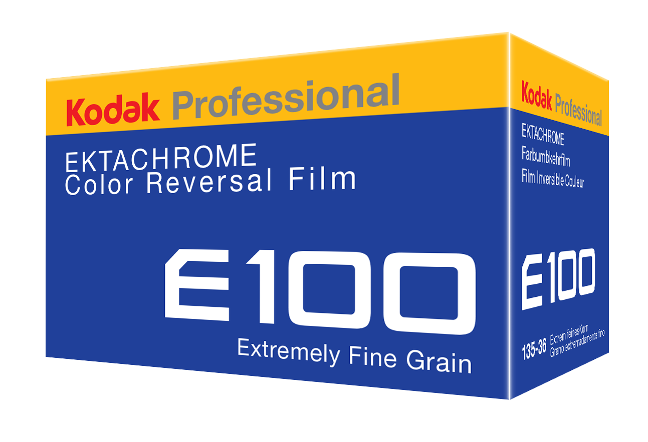 Kodak Teases New Ektachrome 100 Film, Gets Us Wanting Better Scans