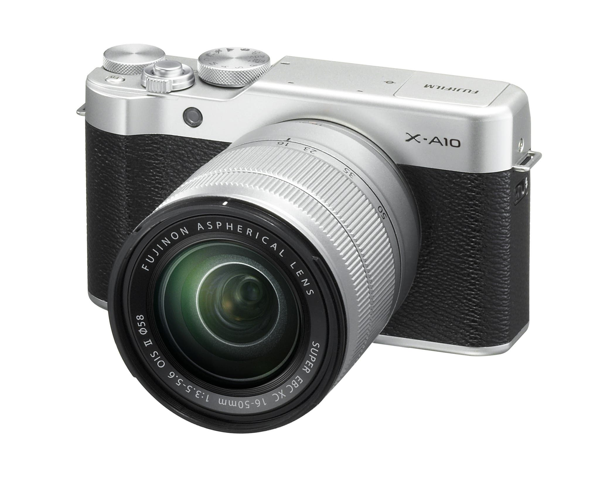 The Fujifilm X-A10 Becomes Official; Targets the Selfie Crowd