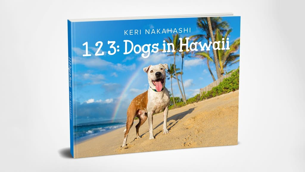 123: Dogs In Hawaii Is The Adorable Photo Book Your Kids(You) Always Wanted