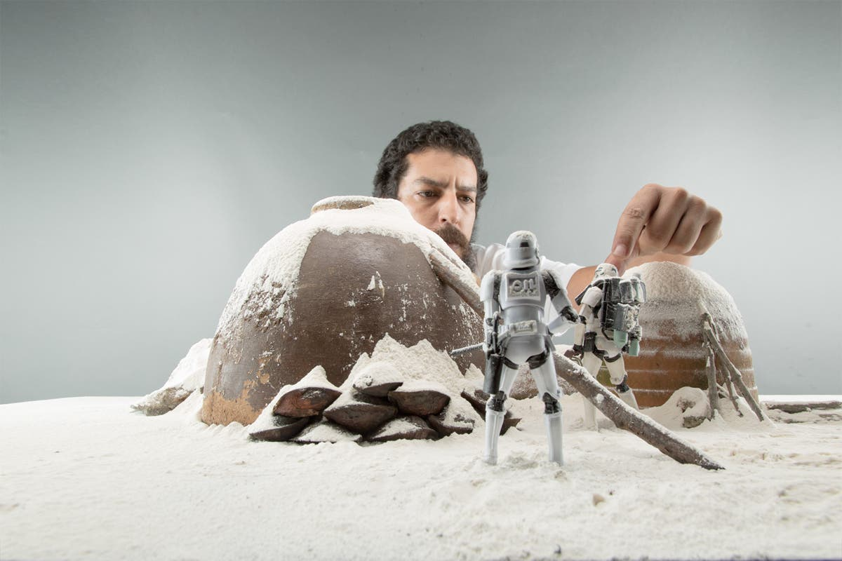 The Force is Strong with Felix Hernandez and this Awesome Star Wars Inspired Series - The Phoblographer