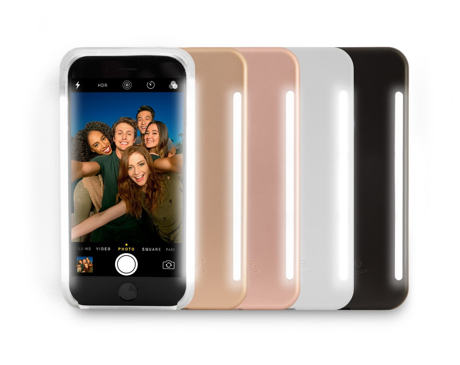 LuMee Releases the LuMee Duo, an iPhone Case with Double-Sided Lighting