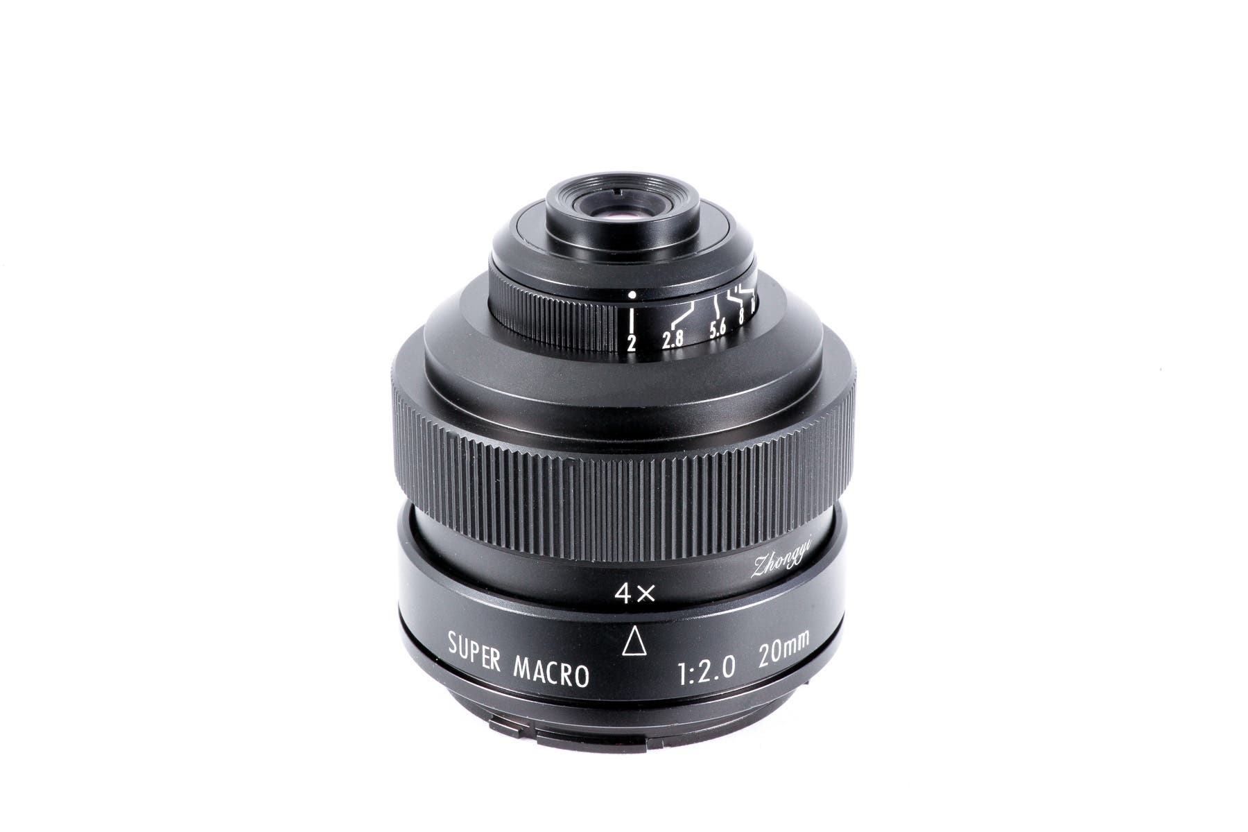 New Zhongyi Mitakon 20mm f2 Macro Lens Can Achieve 4.5x Magnification