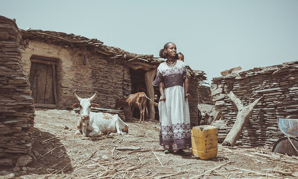 Patrick Temme's Inspiring Environmental Portraits Of People In Tigray, Ethiopia