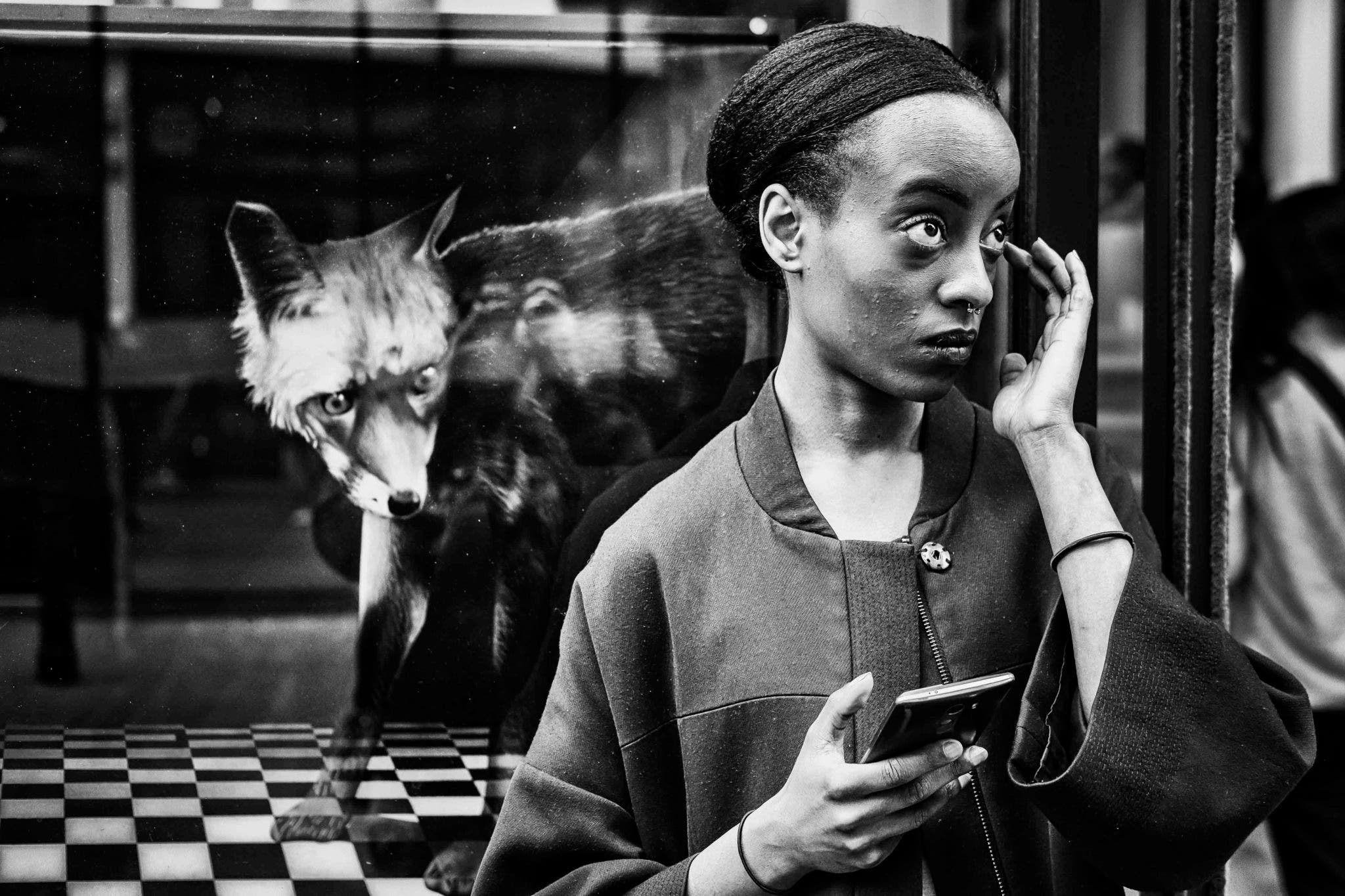 Temoor Iqbal Vents His Frustration With City Life Through Street Photography