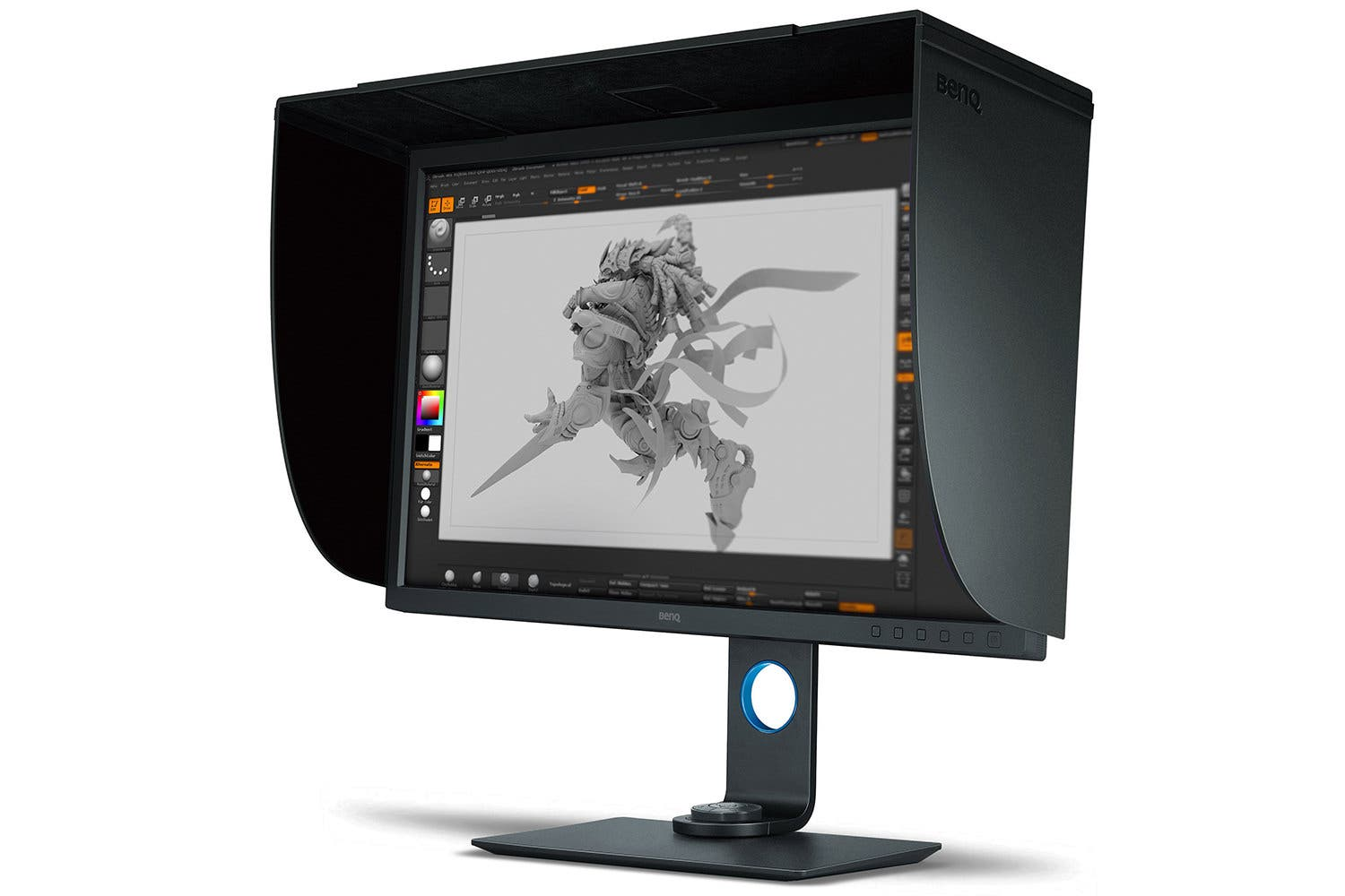 """BENQ's New SW320 31.5"""" 4K Monitor Is Perfect For Photographers"""