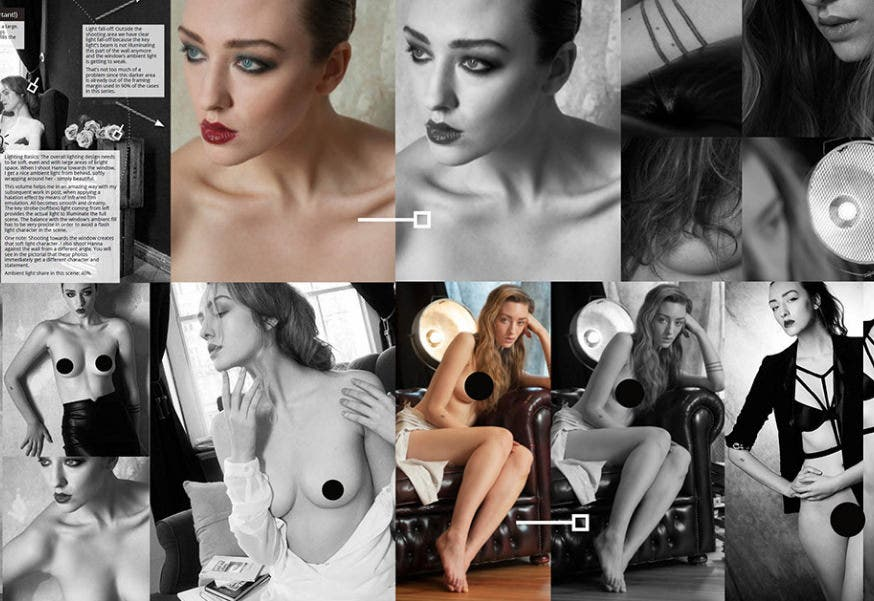 Cheap Photo: Save Big on These 10 Nude Photography Tutorials