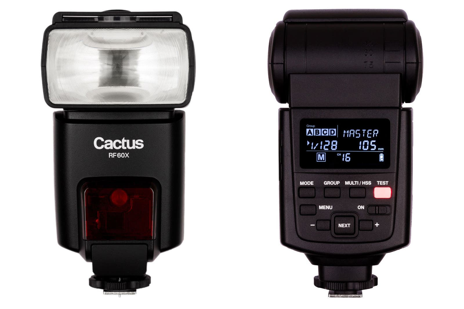 Cactus Updates RF60 Speedlight With New RF60X