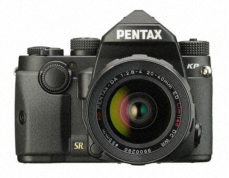 The Pentax KP is a Super Compact, Weatherproof DSLR, 27 AF Points