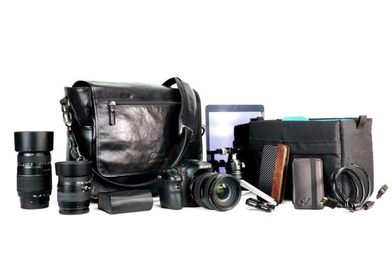 4V Design SIMO Camera Bag