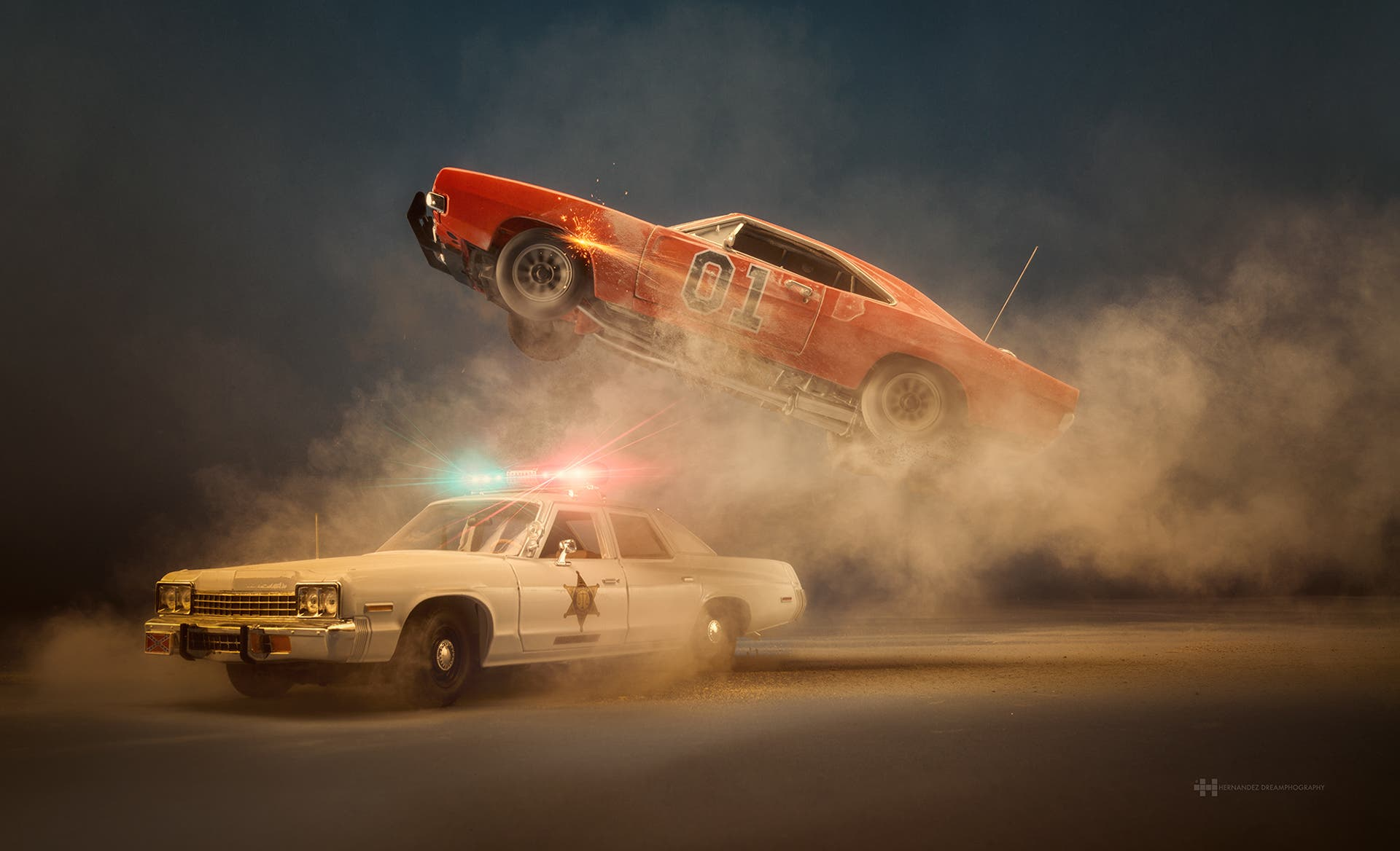 Felix Hernandez Brings The Dukes Of Hazzard To Life