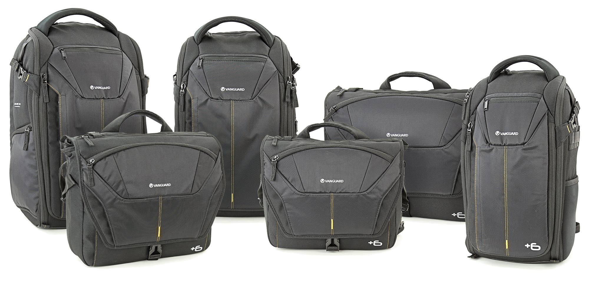 Vanguard's Expandable ALTA RISE Bags Hold Everything including the Kitchen Sink