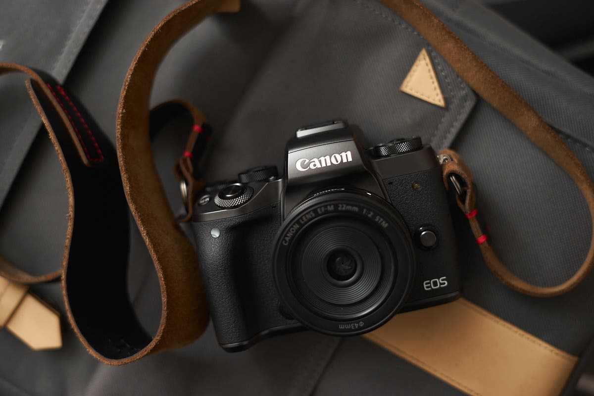 Review: Canon EOS M5