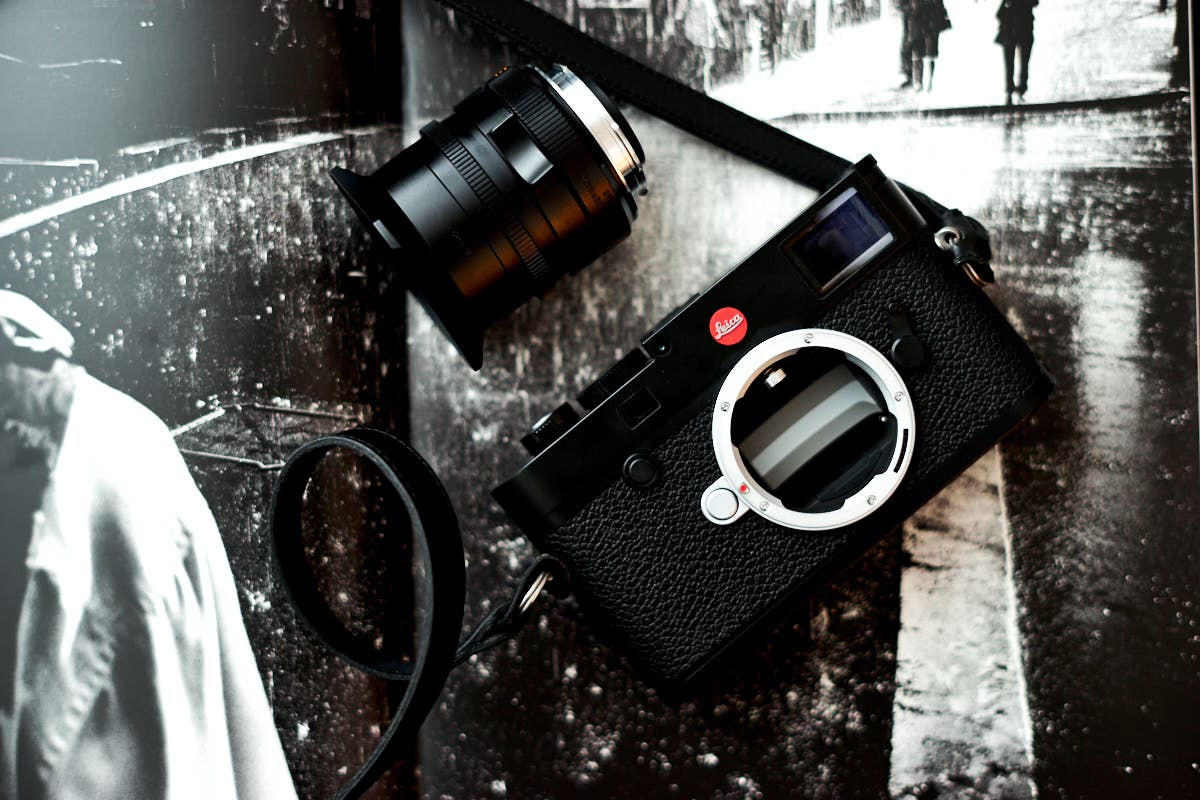 If It's Real, the Leica M10 Monochrom Could Be Perfect for JPEGs