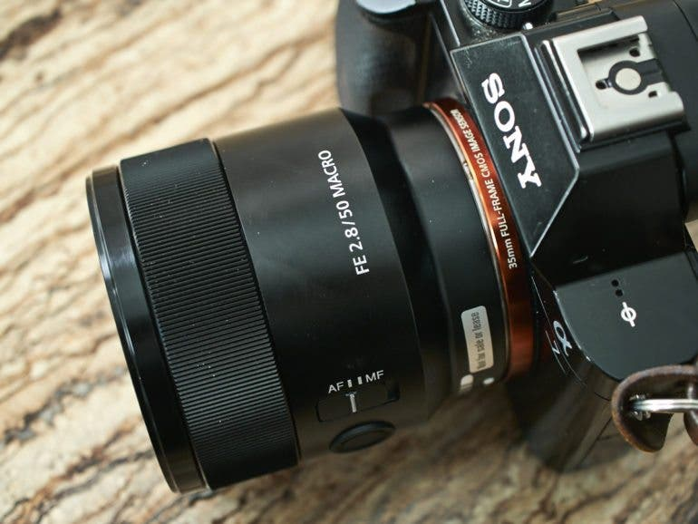 Sony Macro lenses