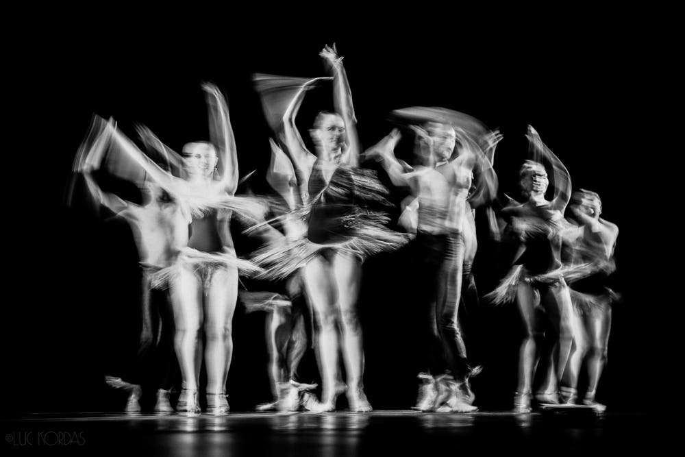 Luc Kordas Captures The Emotion And Soul Of Dancers