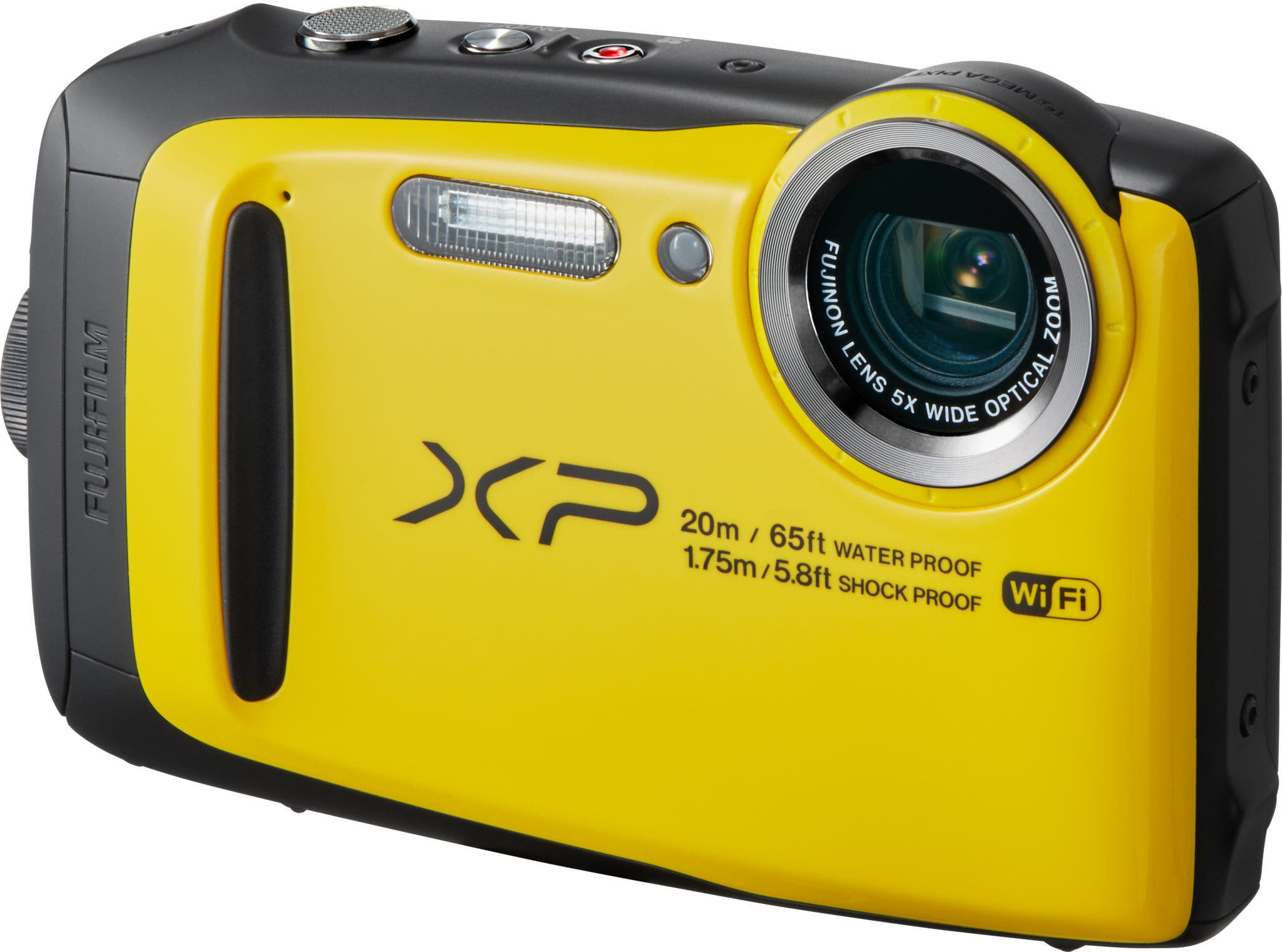 Fujifilm Announces All-New Rugged and Waterproof Finepix XP120