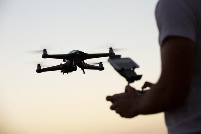MyDrone Is An Auto-Follow, 4K Drone Aimed At Sports Enthusiasts and Filmmakers