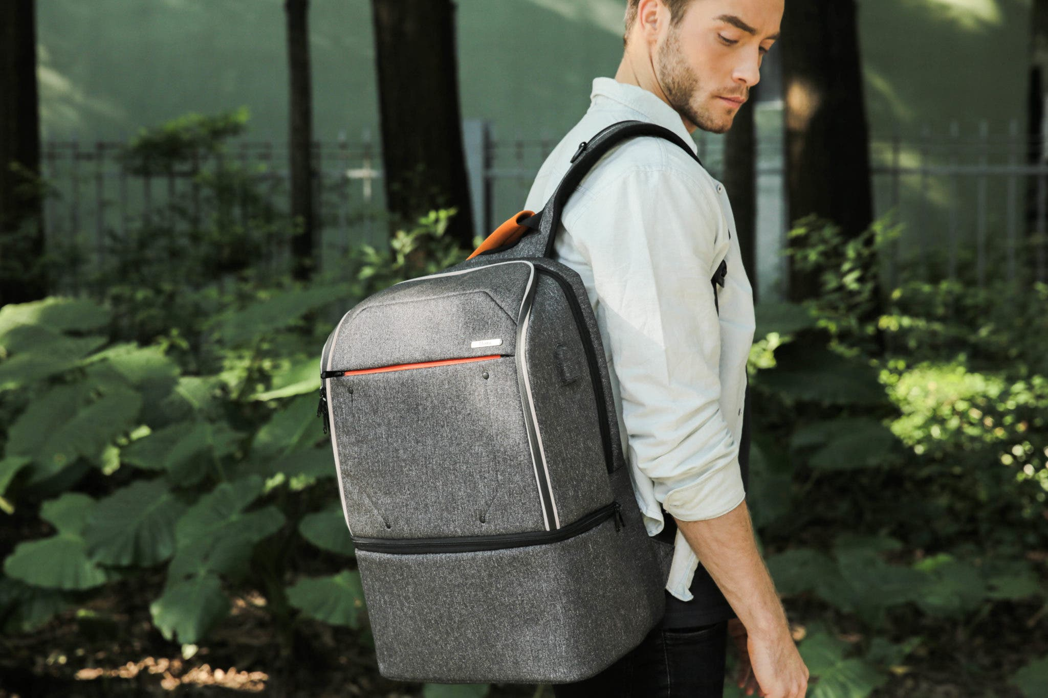 Udee Aims To Create The World's Most Versatile Backpack
