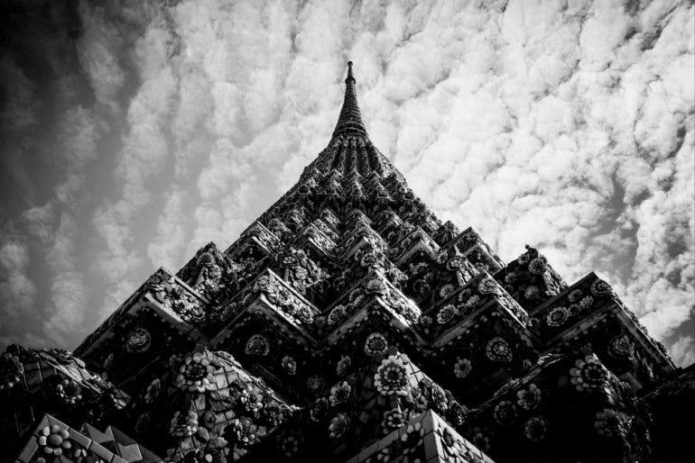 Black and white bangkok the street photography of jordan stead