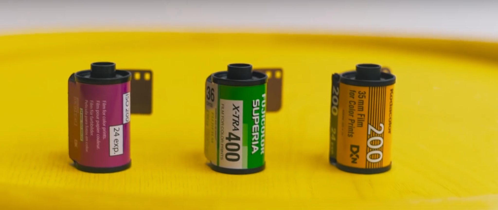 Comparison: The Best Cheap 35mm Film Emulsions