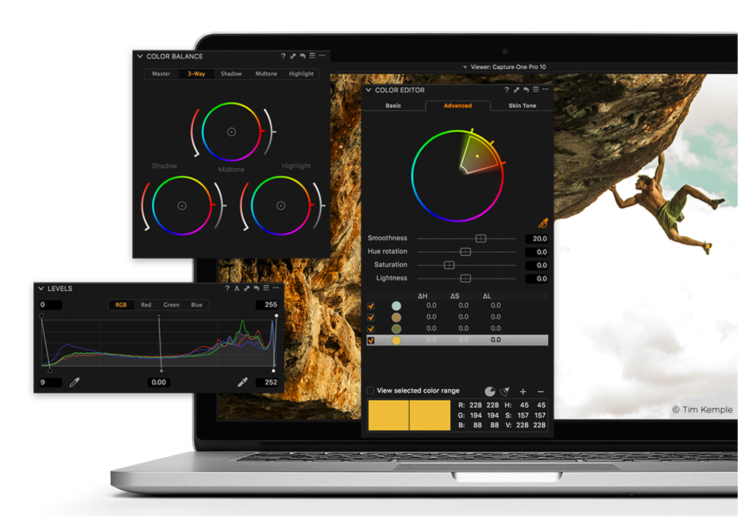 Capture One 10.1 Fixes More Bugs, Provides More Lens Support