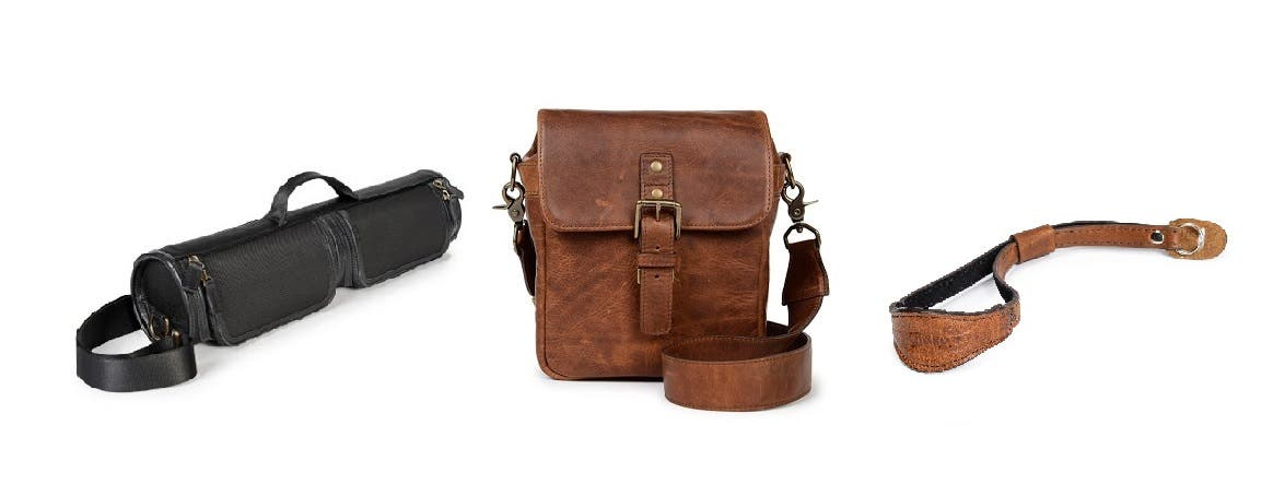 ONA Launches New Styles for Bond Street Bag, Kyoto Wrist Strap, and Beacon Lens Case