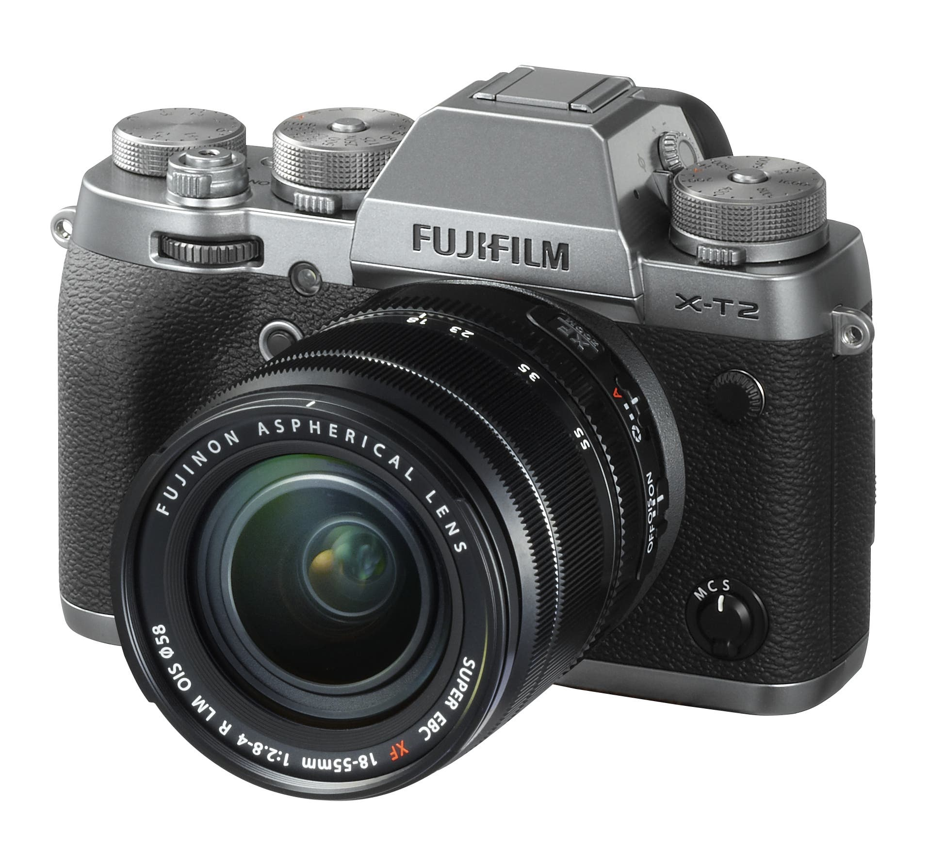 Fujifilm Launches New Graphite Edition X-Pro2, X-T2, and XF 23mm F2