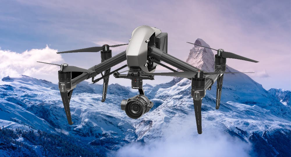 DJI Teams Up with Seagate to Develop Better Data Solutions for Drone Operators