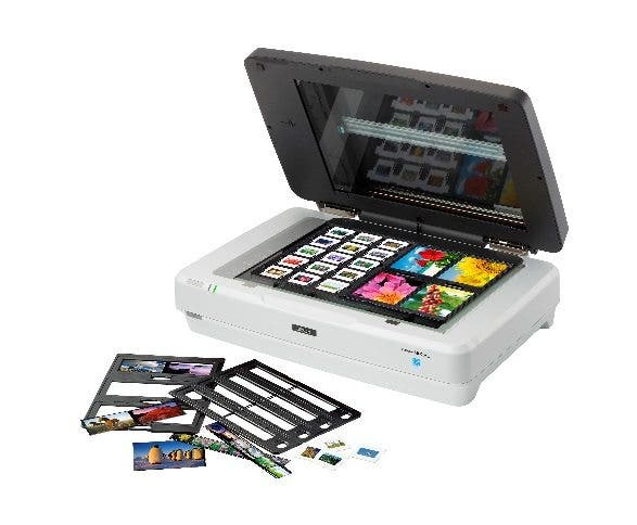 The Epson Expression 12000XL Scans Really Large Photo Prints