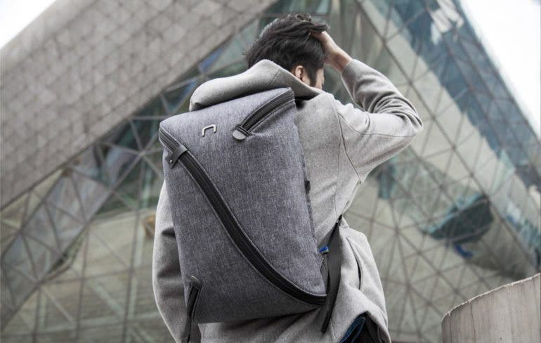 UNO II Is A Special Backpack Style Camera Bag For Photographers