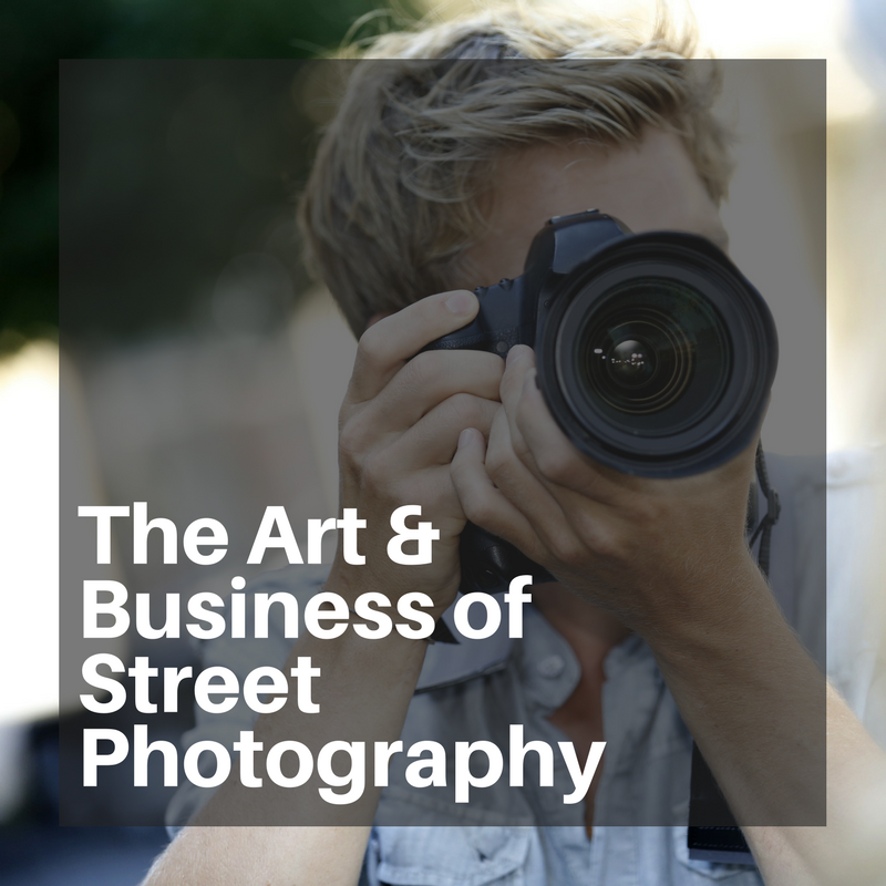 The Editor's Perspective: How to Become a World Famous Street Photographer
