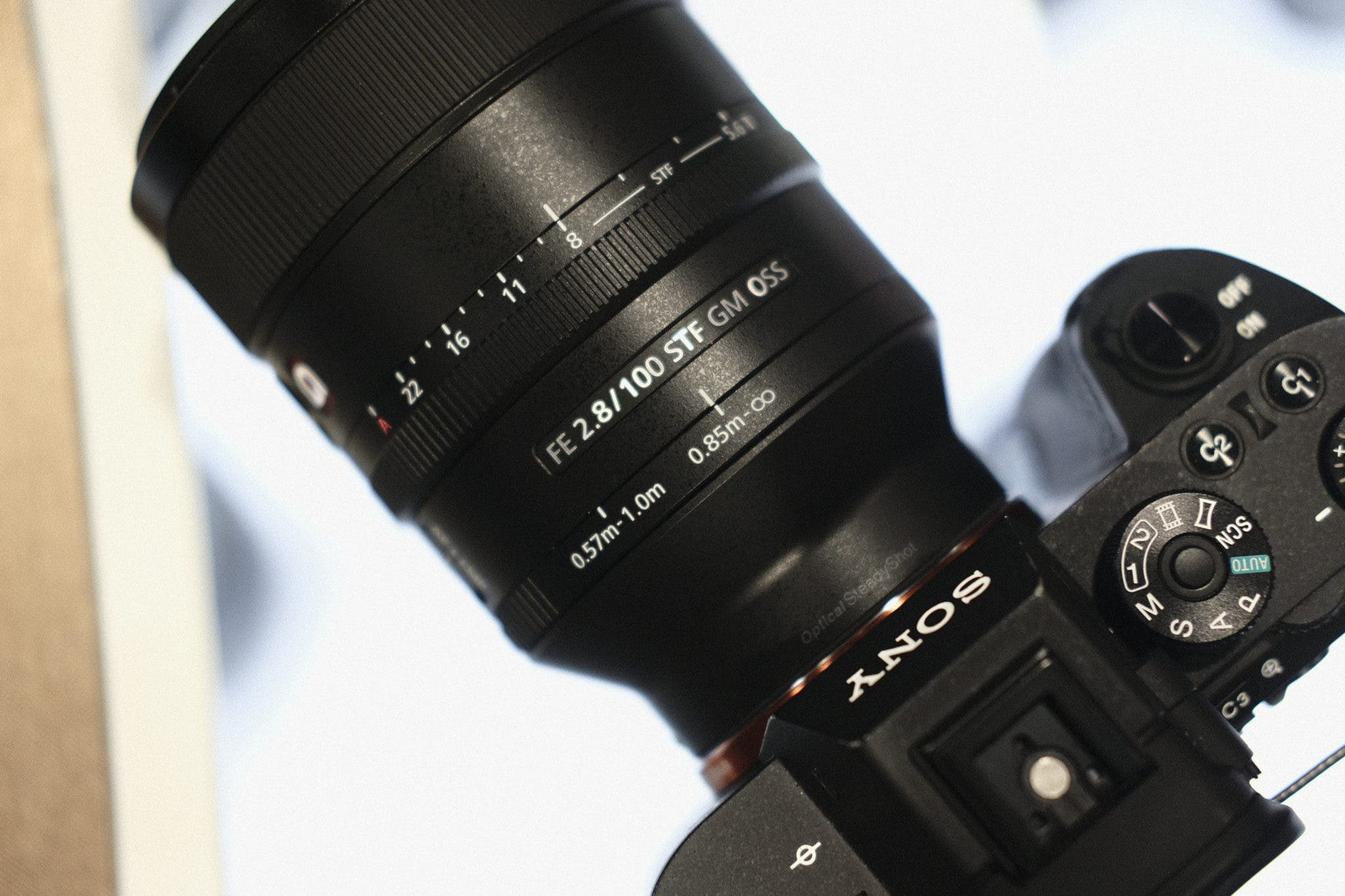 First Impressions: Sony FE 100mm F2.8 STF G Master (Sony E Mount)