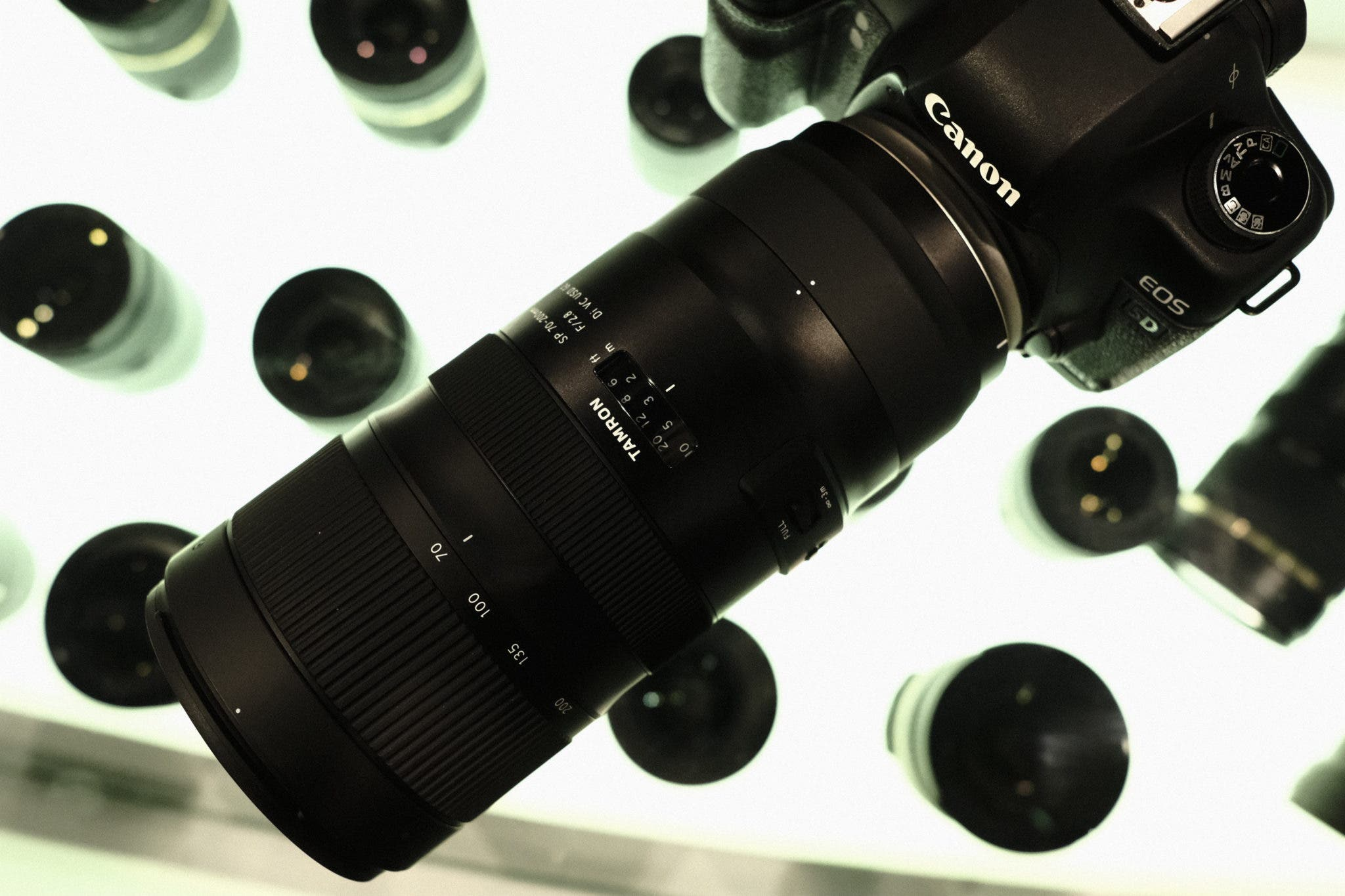 First Impressions: Tamron 70-200mm F2.8 Di VC USD G2