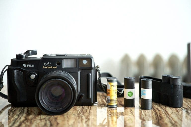 Vintage Camera Review: Fujifilm GW690 III (6x9 Medium Format)