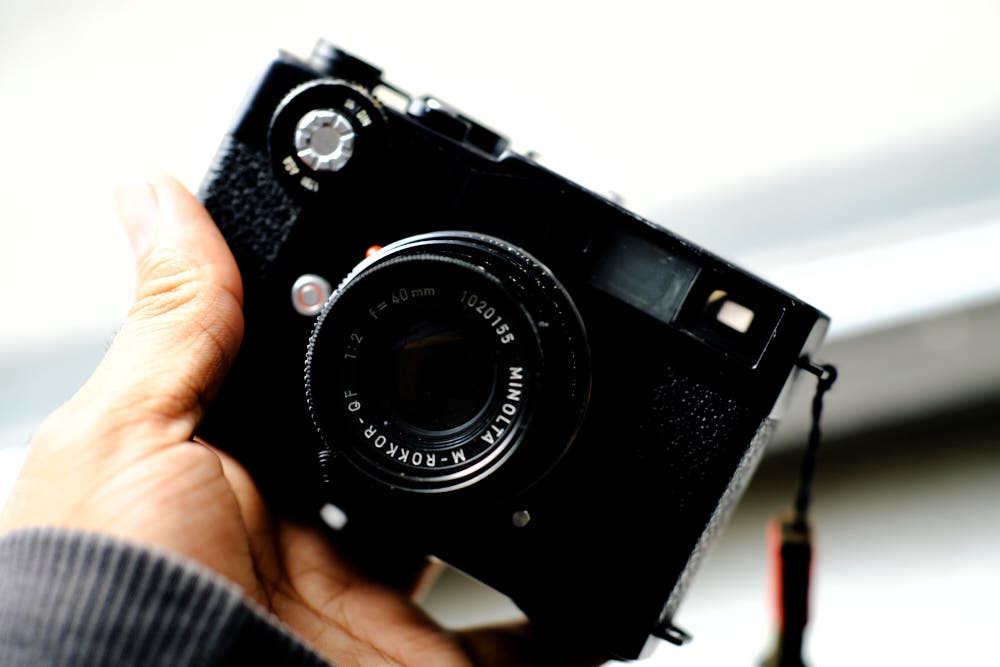 Review: Leica 40mm f2 Rokkor (Leica M Mount)