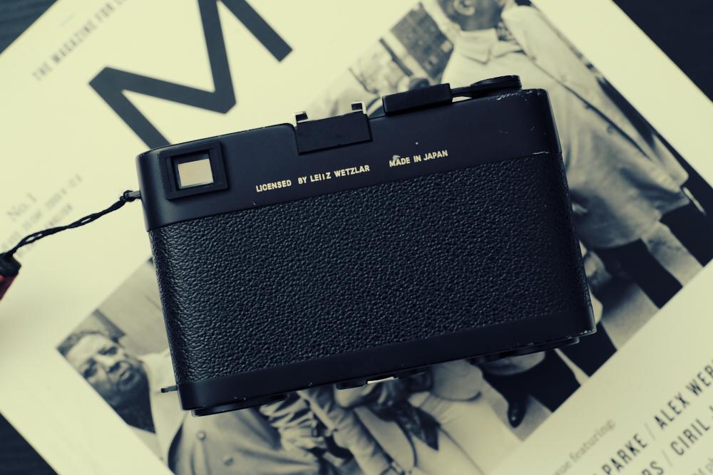 Vintage Camera Review: Leica CL (Leitz Minolta CL, Minolta CLE)