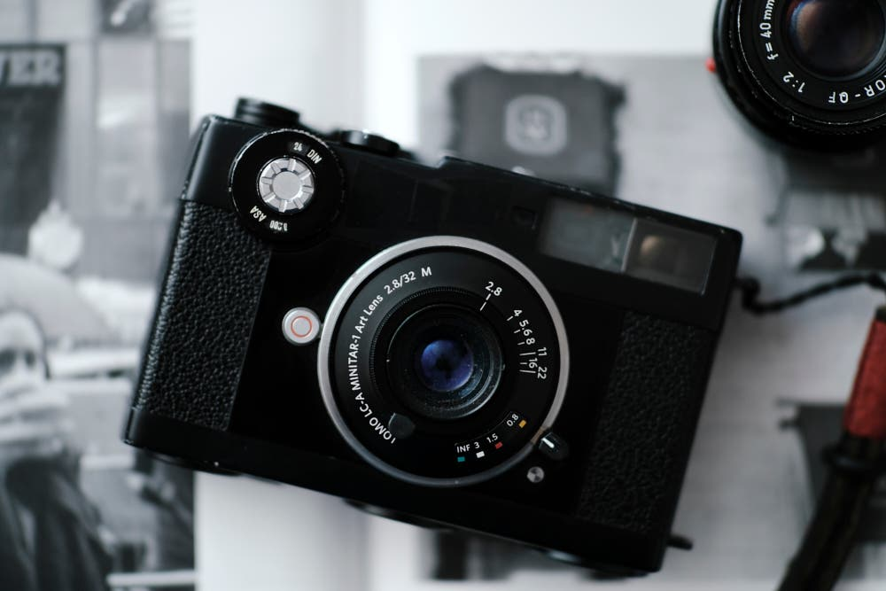Review: Lomography 32mm f2.8 Minitar Art Lens (Leica M Mount)
