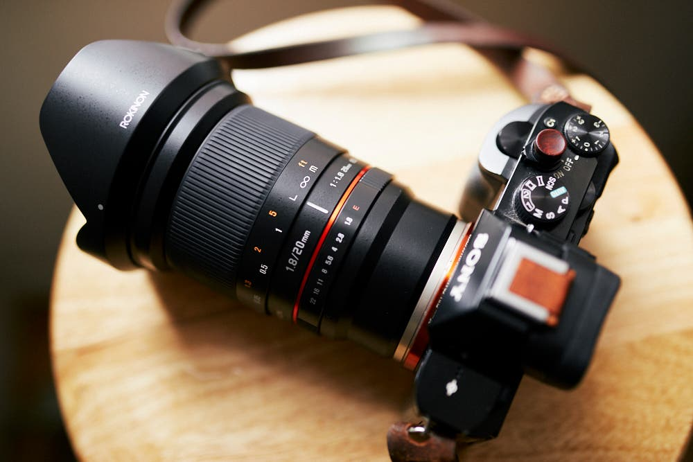 The 4 Best Wide Angle Lenses Under $500 for Sony Mirrorless Cameras