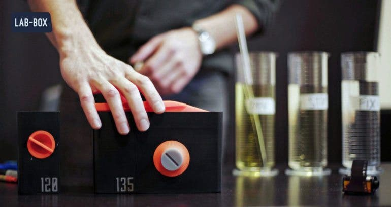 The Lab Box Lets Any Film Photographer Develop Film in Daylight