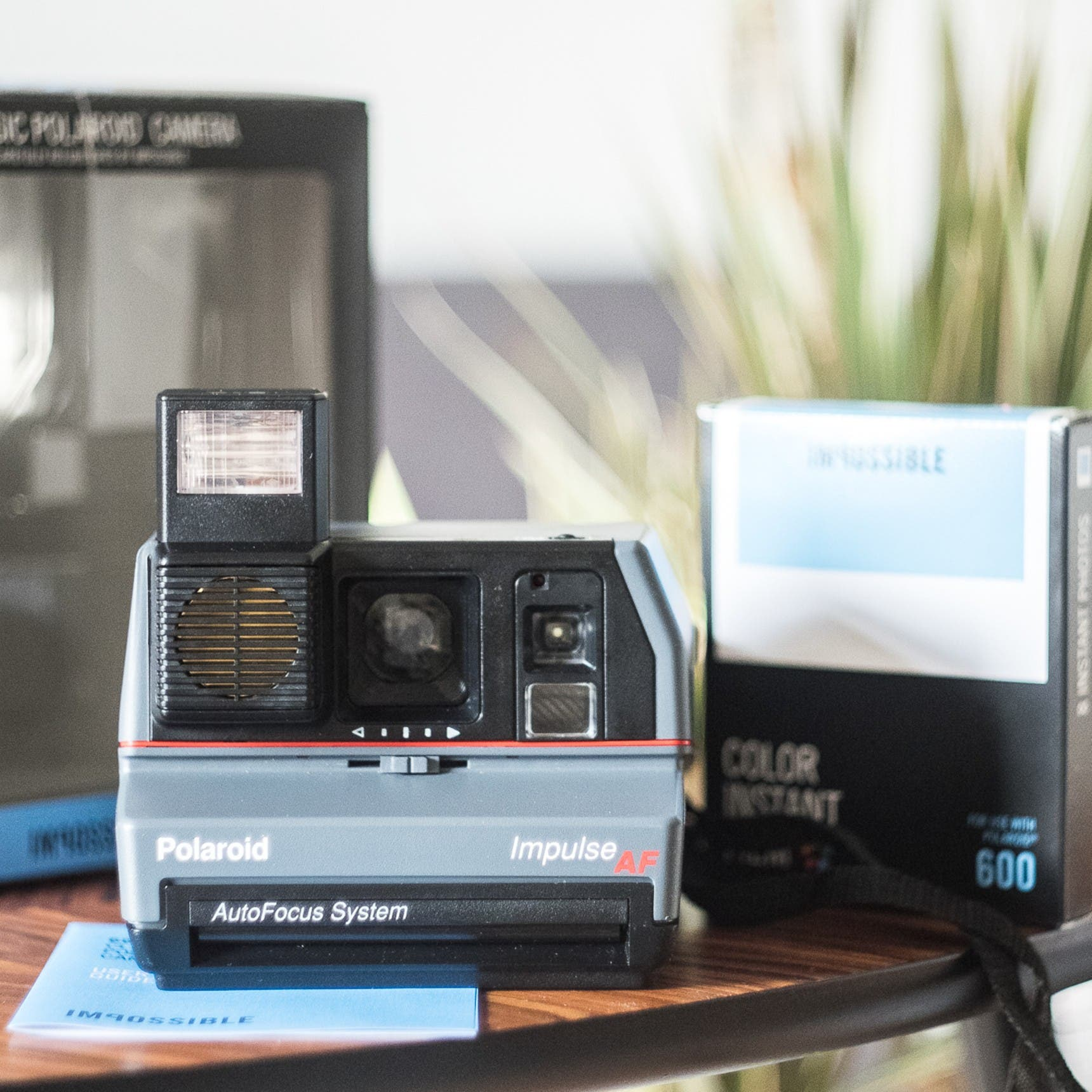 Impossible Project Polaroid 600 Review and Test