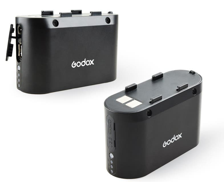 Godox BT5800 High Capacity Battery Pack Keeps Your Speedlights Going