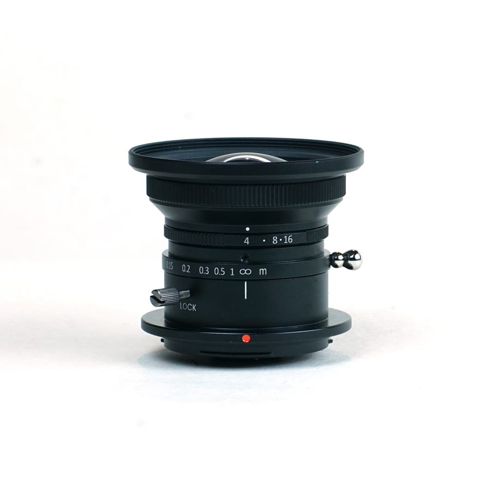The SLRMagic 8mm f4 For Micro Four Thirds Has Very Little Distortion