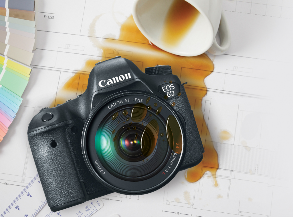 Canon CarePAK Plus Accidental Damage Protection Now Includes Data Recovery