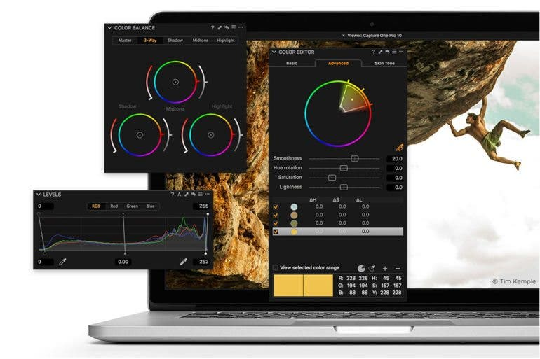 Capture One Pro 10 0 2 Adds Support for Fujifilm's X100F and Canon's