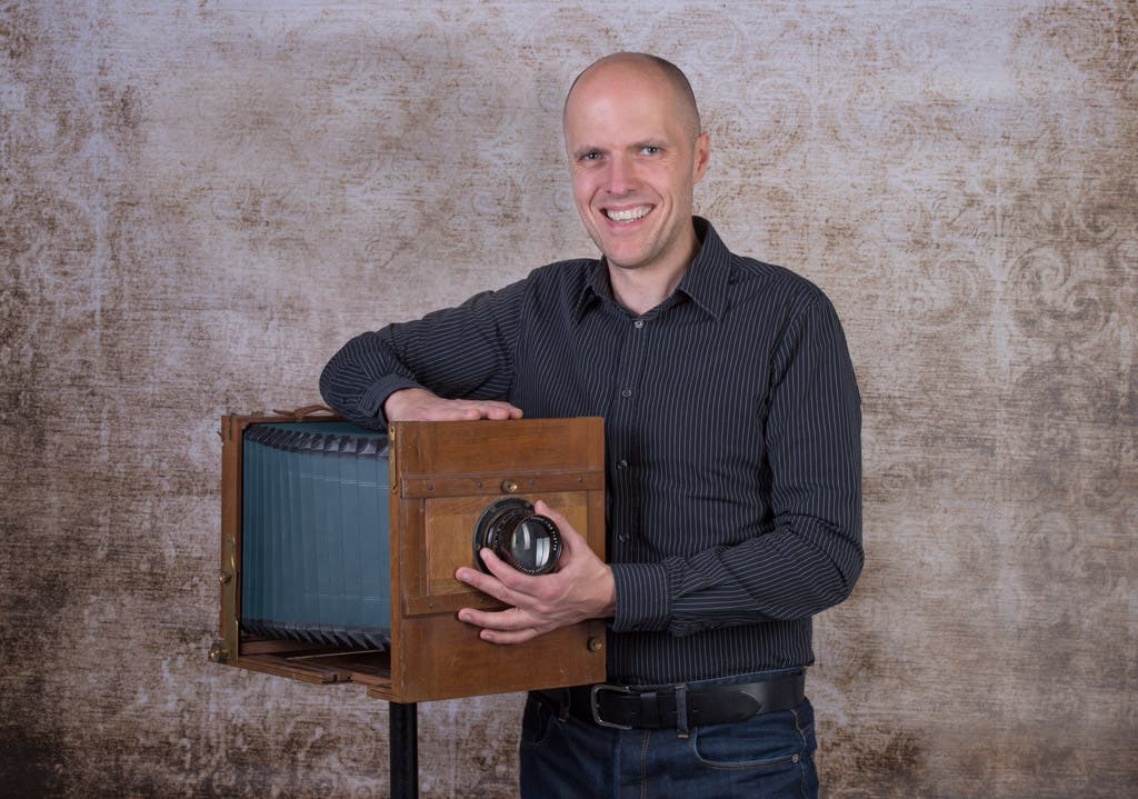 Photographer Markus Hofstätter on Getting Into Wet Plate Photography